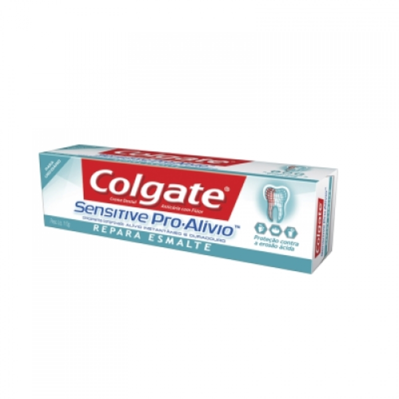 COLGATE CREMA DENTAL SENSITIVE PRO ALIVIO COMPLETA X 110