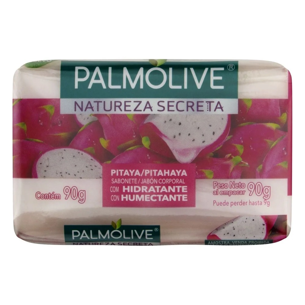 PALMOLIVE JABON NATURAL SECRET PITAYA X 90