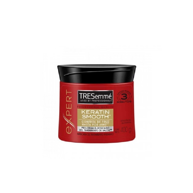 TRESEMME TRATAMIENTO KERATIN SMOOTH 400 GRS
