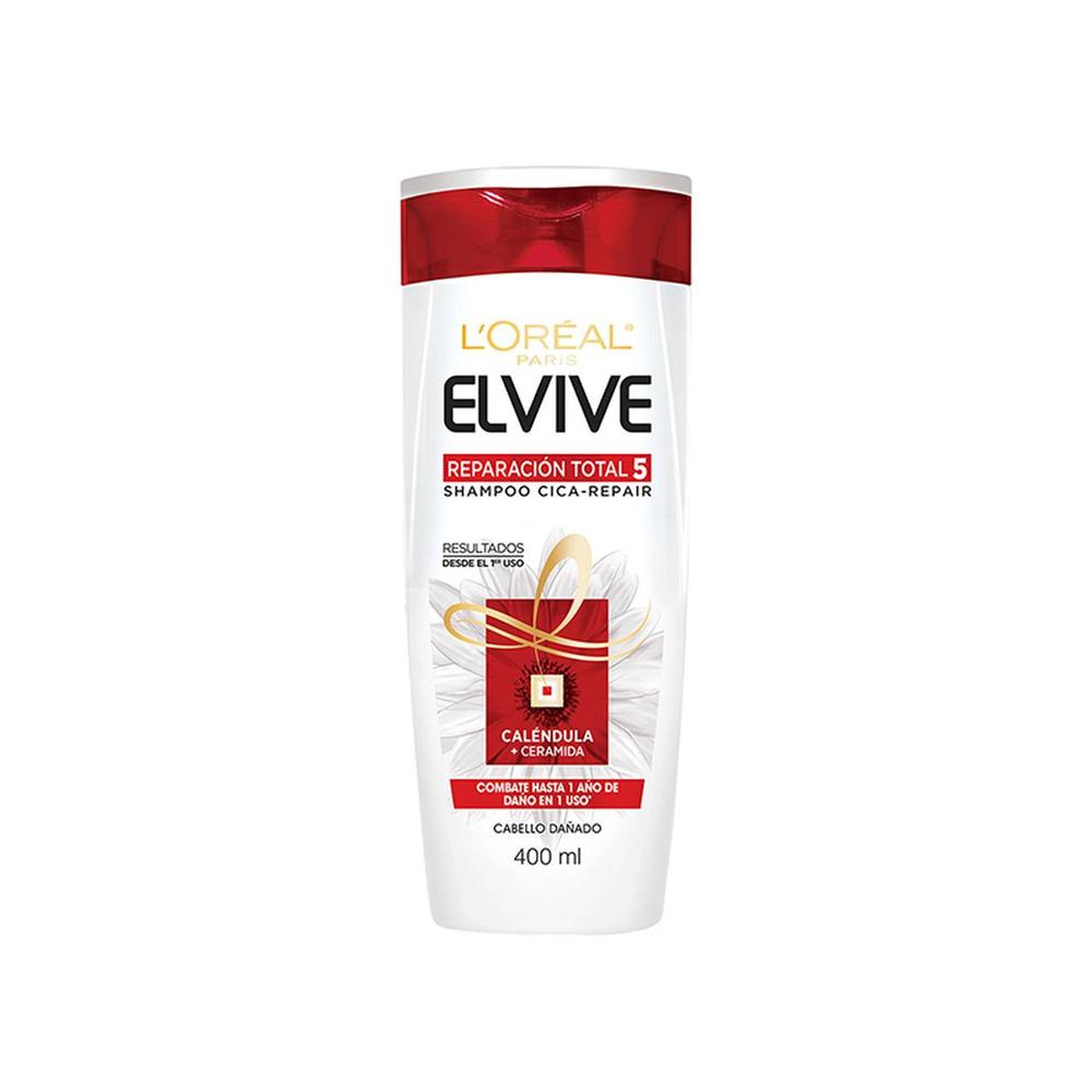 ELVIVE  SHAMPOO REPARACIÓN TOTAL X 400 ml