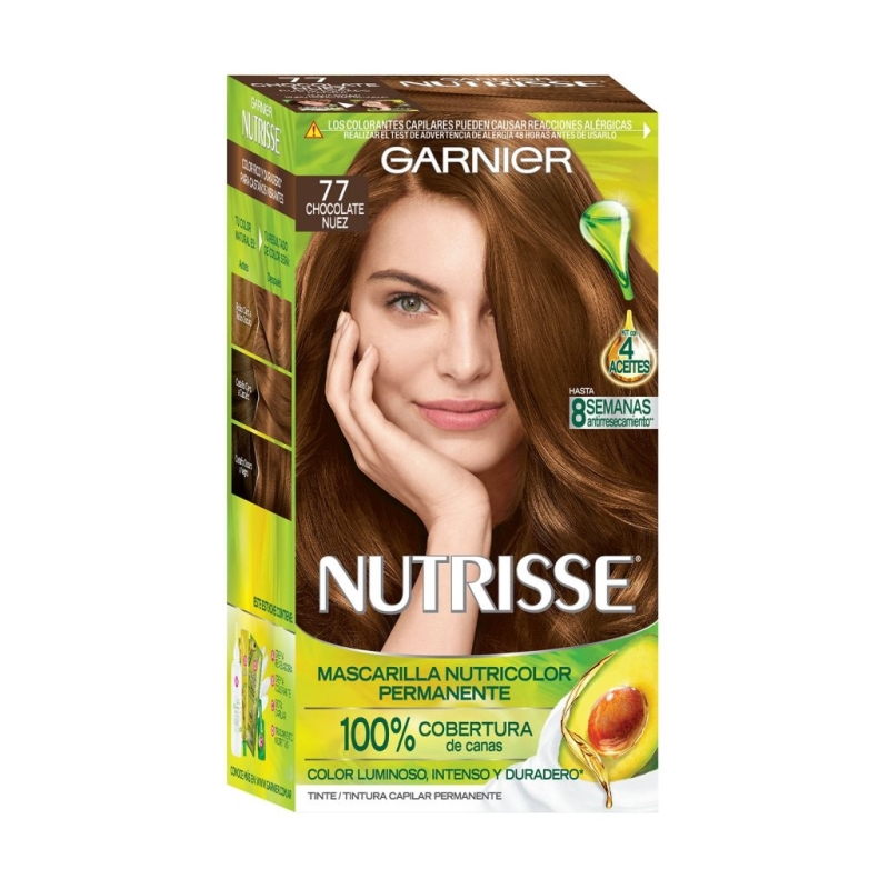 NUTRISSE KIT 77P CHOCOLATE NUEZ
