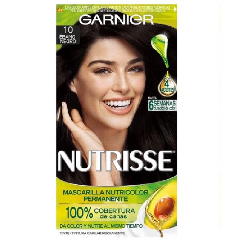 NUTRISSE NUTRISSE KIT 10 EBANO