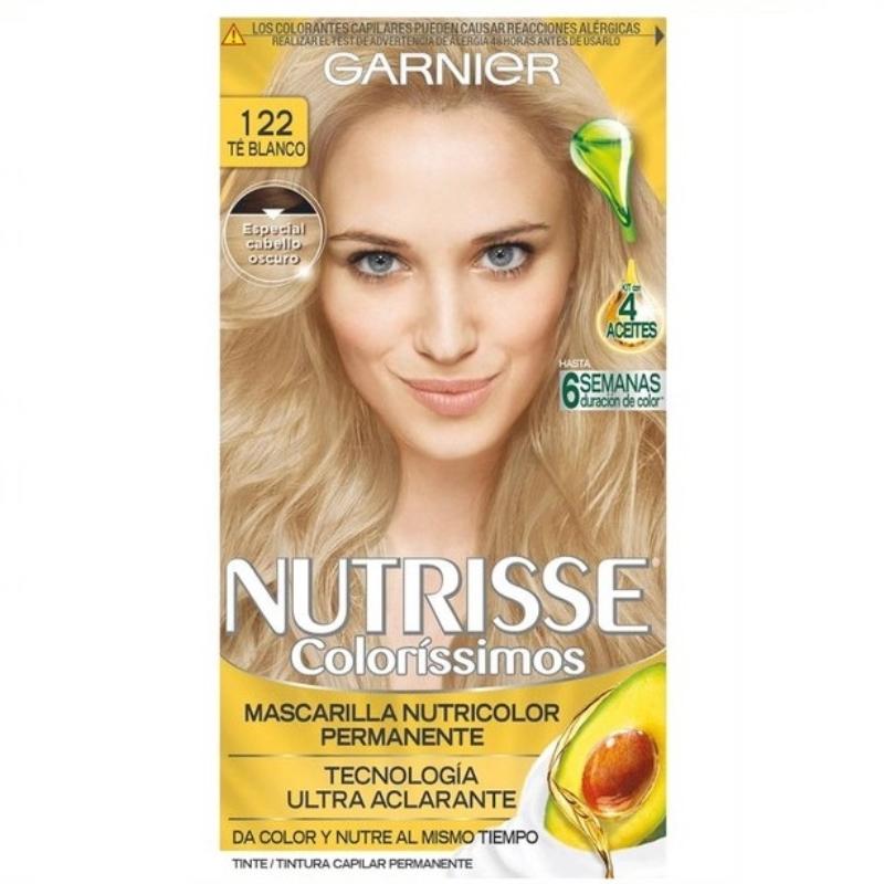 NUTRISSE NUTRISSE COLORIS KIT 122 T BLANCO
