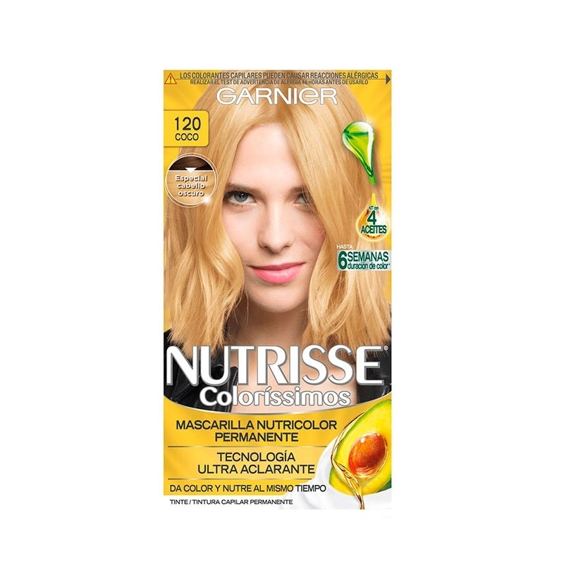 NUTRISSE COLORISSIMO KIT 120 COCO