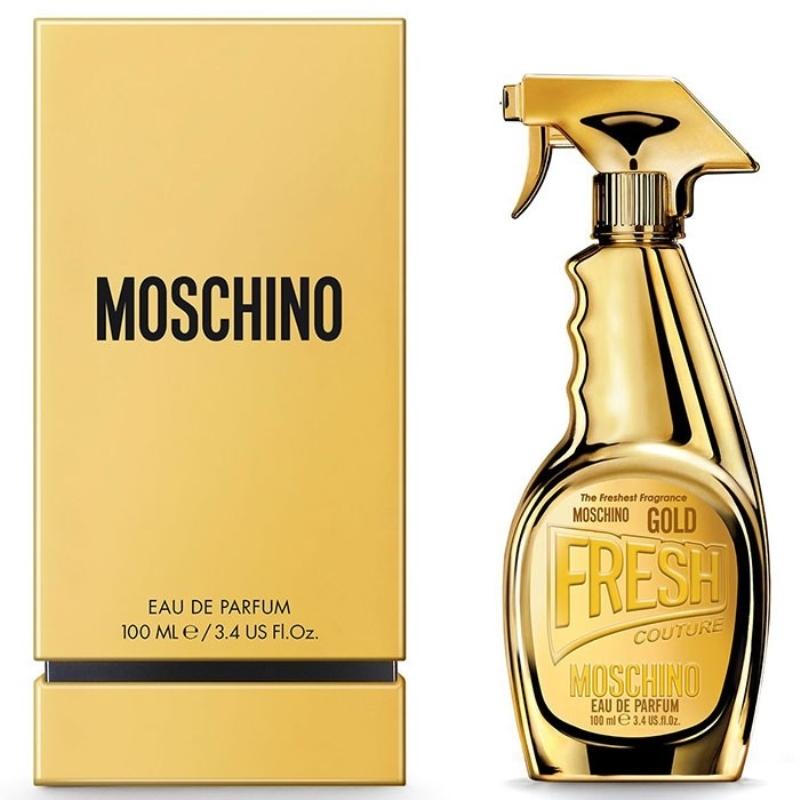 MOSCHINO FRESH GOLD EAU DE PARFUM X 100 ml
