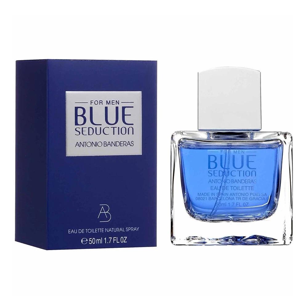 ANTONIO BANDERAS  BLUE SEDUCTION EAU DE TOILLETTE X 50 ml