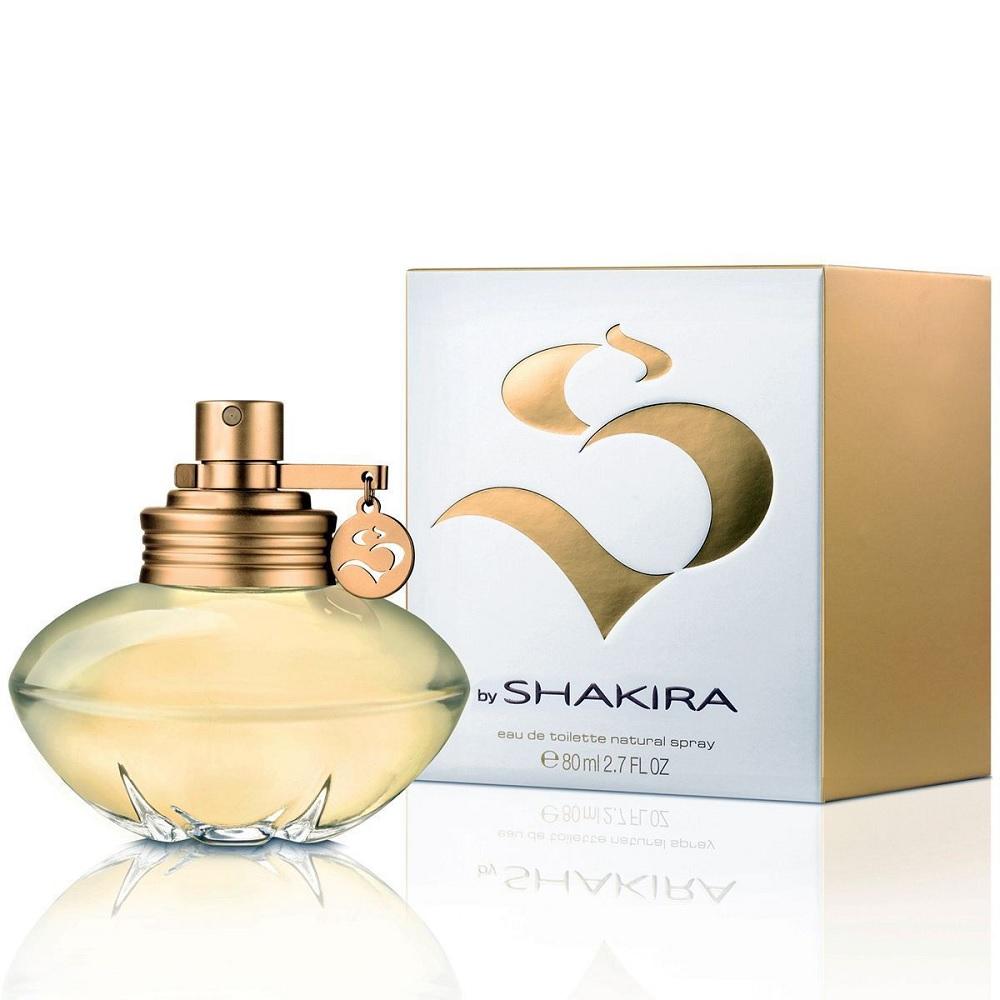 SHAKIRA S EAU DE TOILETTE X 80 ml