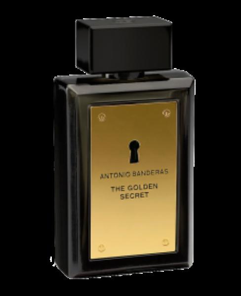 ANTONIO BANDERAS  THE GOLDEN SECRET EAU DE TOILETTE X 100 ml