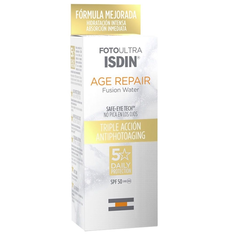 ISDIN FOTO ULTRA AGE REPAIR WATER FPS 50+ X 50 ml