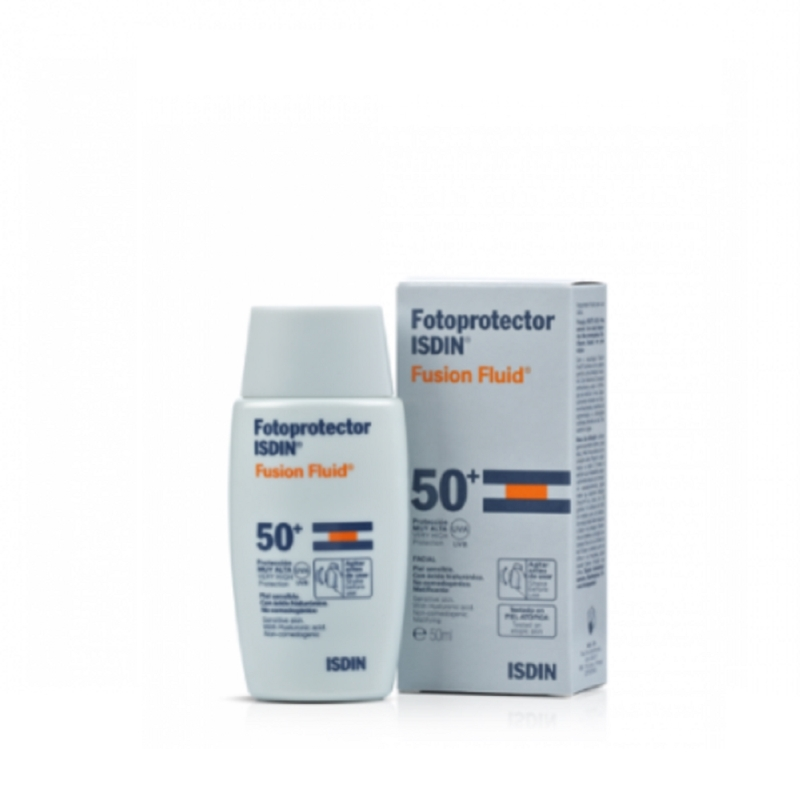 ISDIN FOTOPROTECTOR FUSION FLUID FPS 50+ X 50 ml