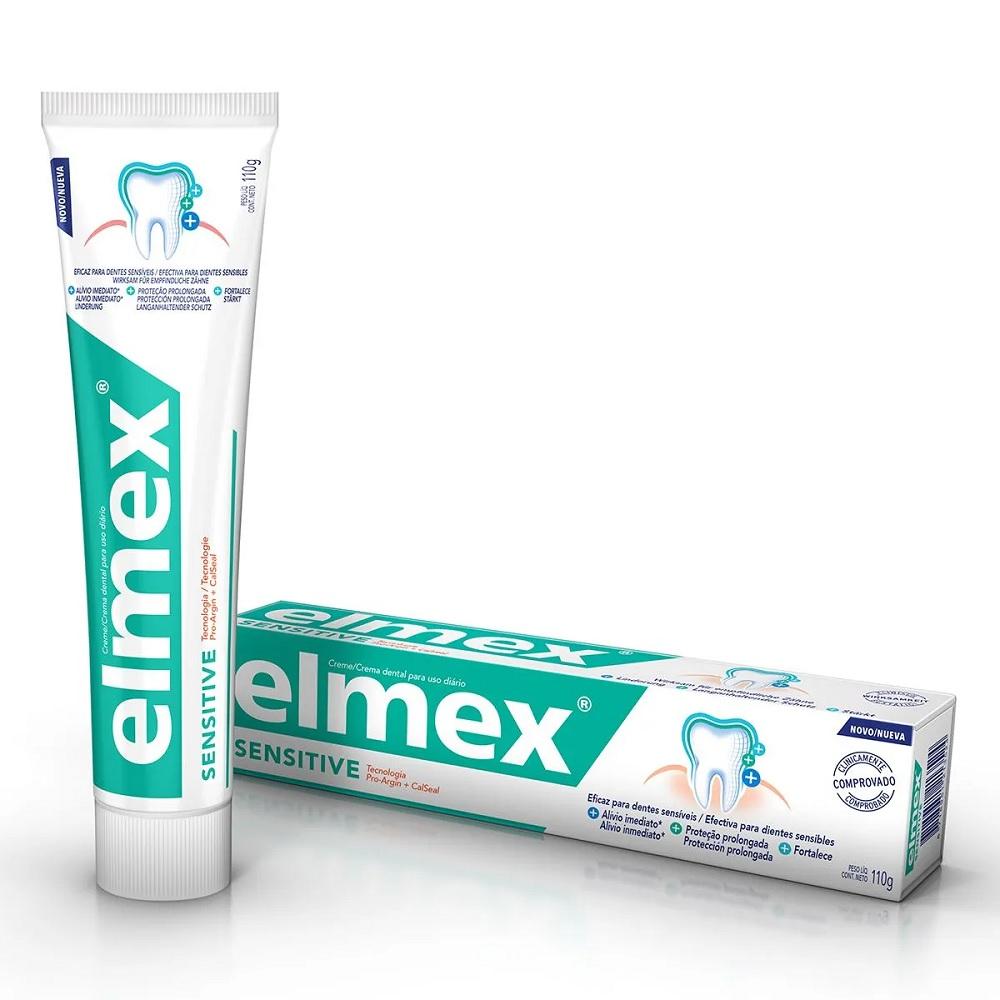 ELMEX CREMA SENSITIVE X 110 GR