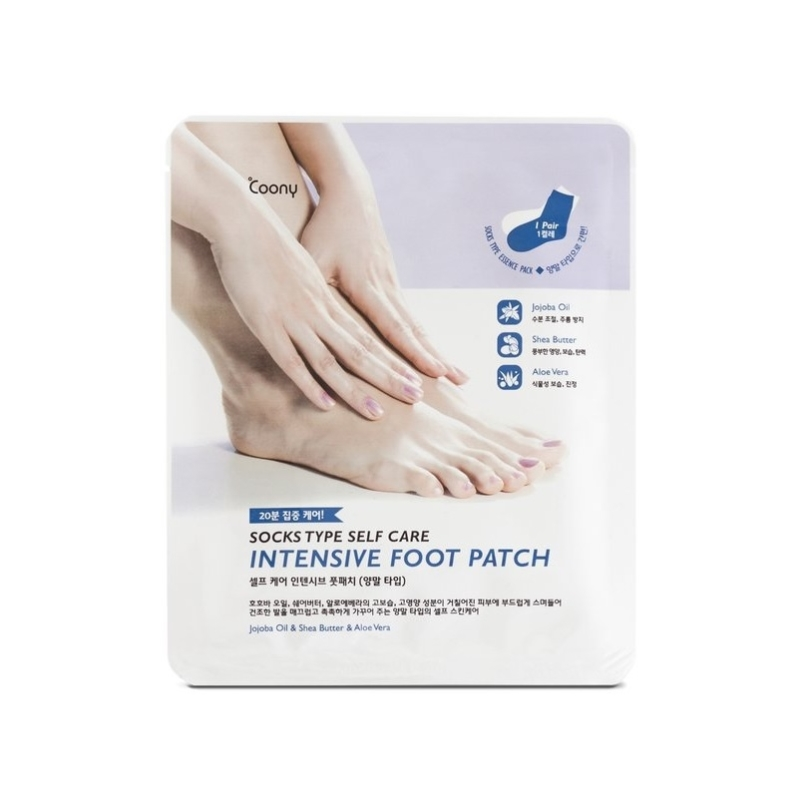 COONY MASCARILLA INTENSIVE FOOT PATCH