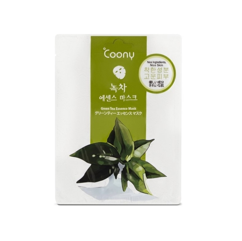 COONY MASCARILLA FACIAL GREEN TEA