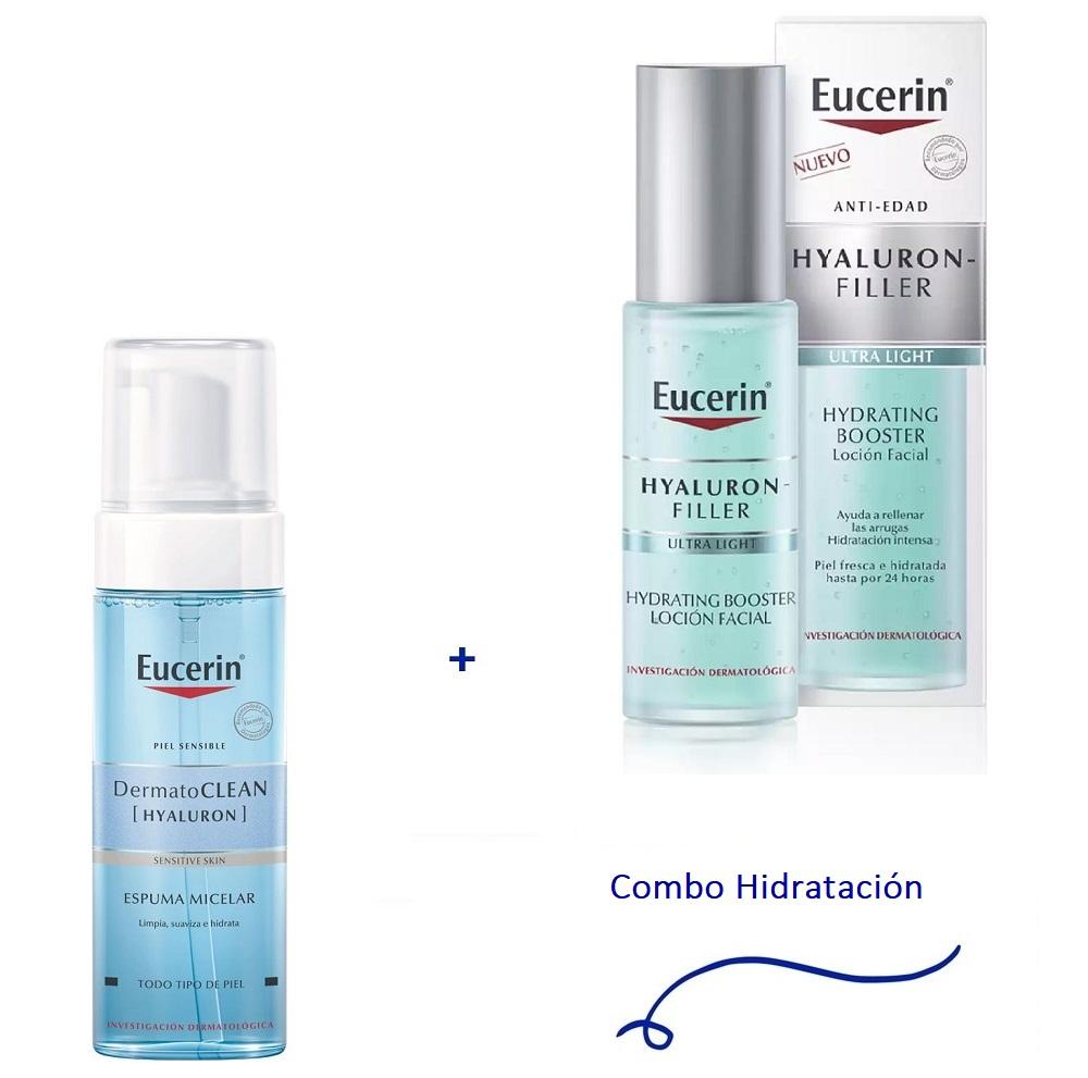 EUCERIN COMBO HIDRATACION (DERMATO ESP+ HYAL BOOST)